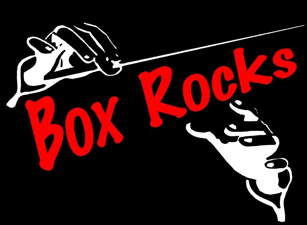 Box Rocks Logo