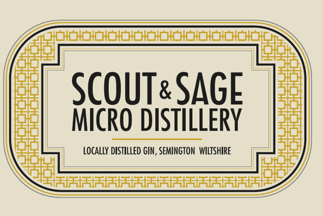 Scout and Sage Gin